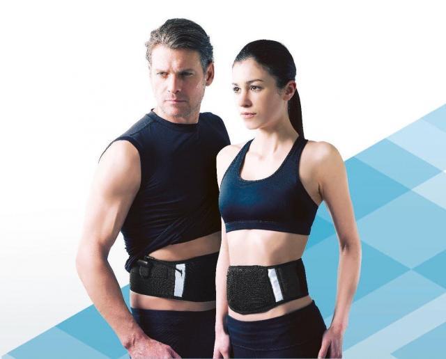 巻くだけでウエストの筋肉を引き締め、日常の動きと組み合わせるとさらに効率的にトレーニングできる「EMSトレーナー〈ウエスト〉」をパナソニックが発売