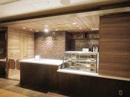 「Wellness SQUARE」北館 カフェ「Camellia Cafe」