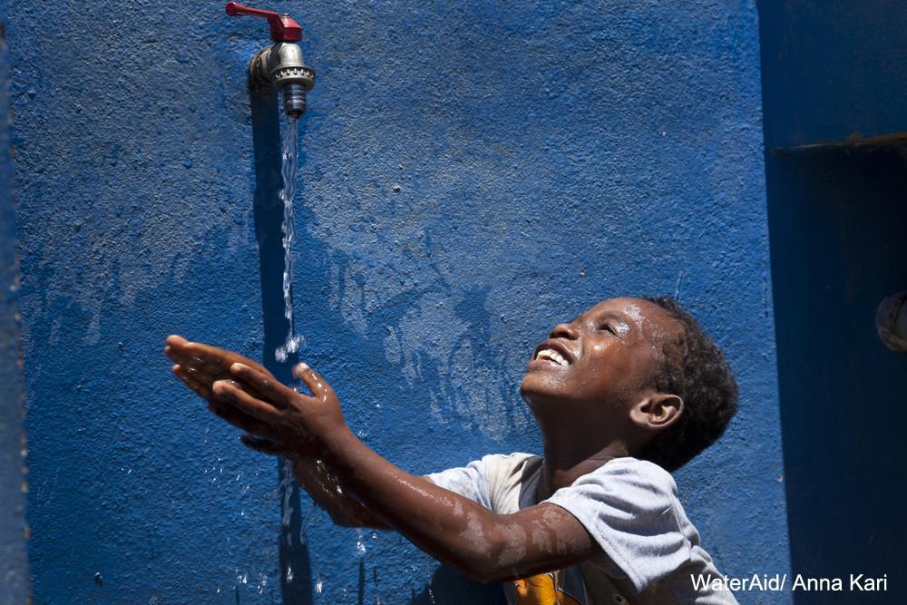 アフリカ分野助成先:「認定特定非営利活動法人ウォーターエイドジャパン」