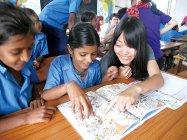 子ども分野助成先:「フリー・ザ・チルドレン・ジャパン」
