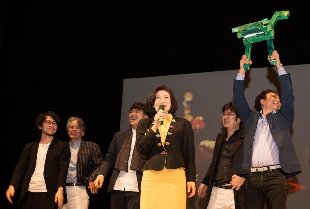 ミラノサローネ『Milano Design Award 2017』で、パナソニックが「ベストストーリーテリング賞」を受賞