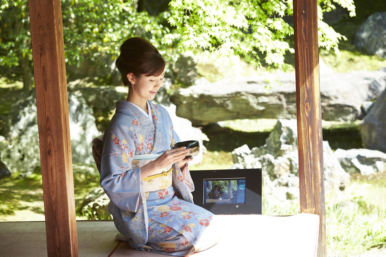 「PaN」で撮影した写真(圓徳院 北書院)