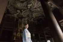 「PaN」で撮影した写真(建仁寺 法堂)