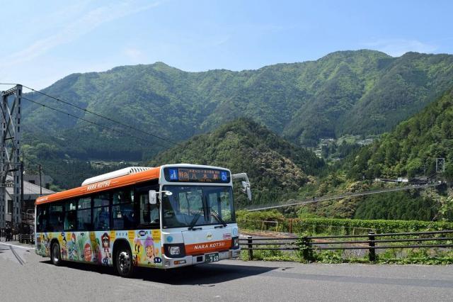 奈良交通とパナソニックが連携~「バス旅でめぐる 奈良大和路の魅力 フォトコンテスト」を開催【LUMIX CLUB PicMate】
