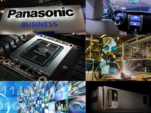 パナソニックが「IoT/M2M展」にAIスーパーコンピューター「NVIDIA DGX-1」を出展~高速・高精度のディープラーニング処理技術を体感