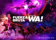 「フエルサ ブルータ」の新作~WA! –Wonder Japan Experience~