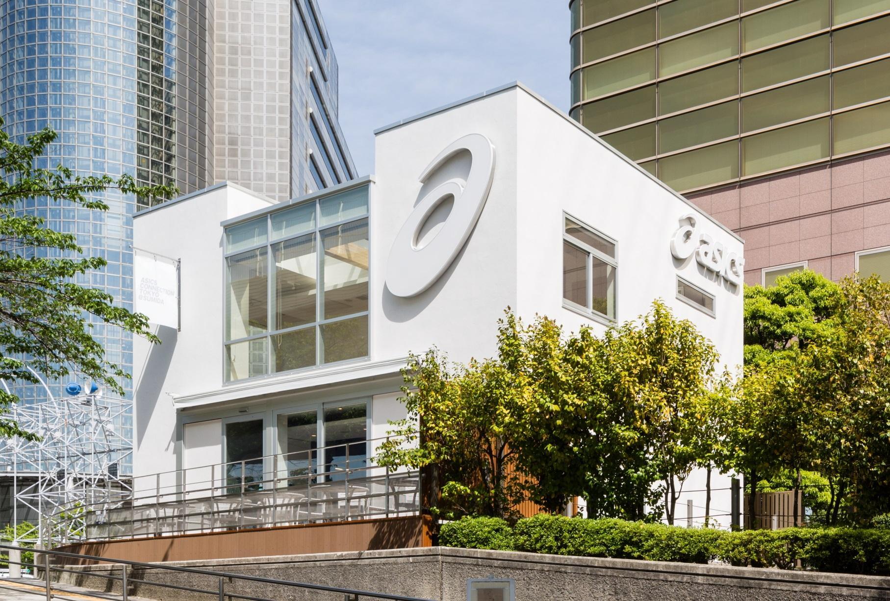 「ASICS CONNECTION TOKYO」が2017年5月18日(木)にグランドオープン