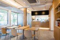 1階カフェ - 「ASICS CONNECTION TOKYO」