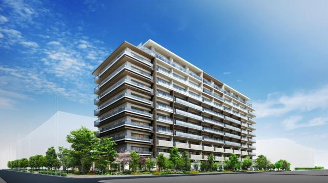 「Tsunashimaサスティナブル・スマートタウン」の次世代型マンション~体感型モデルルームでスマートタウンの次世代のくらしを提案