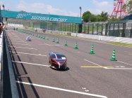 「2016 Ene-1 GP SUZUKA」2016年のチャレンジの様子(KV-40)