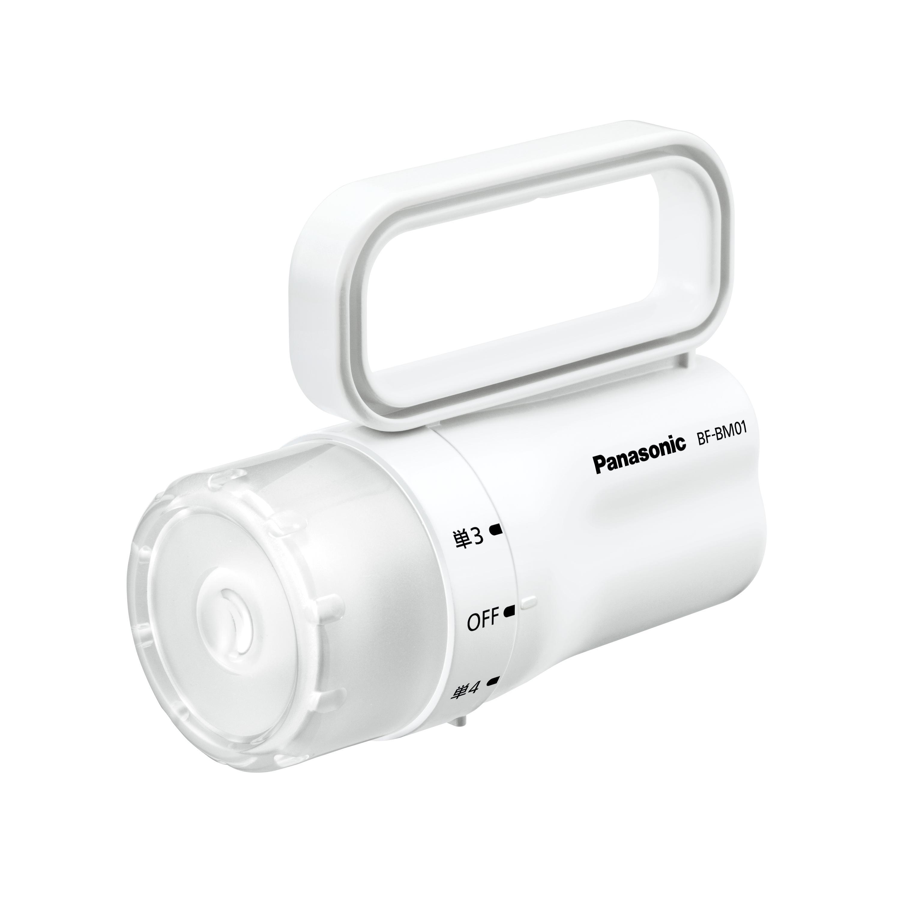 パナソニック LED搭載「電池がどっちかライト」