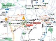 「Fujisawaサスティナブル・スマートタウン」現地案内図