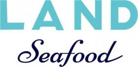 「LAND Seafood(ランド シーフード)」ロゴマーク