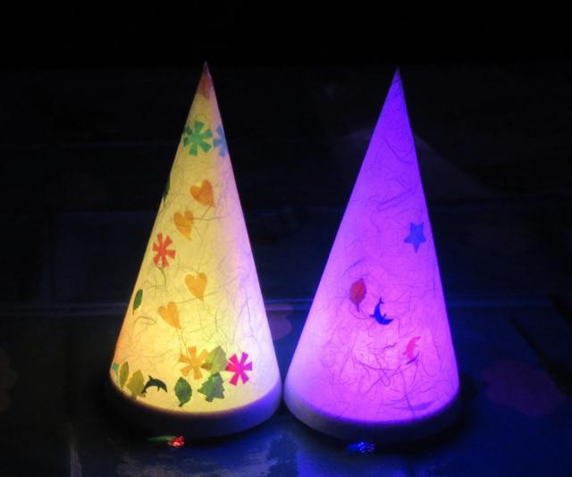 親子LED工作教室「クリスマスランプをつくろう!」全国各地のパナソニック リビング ショウルームで開催
