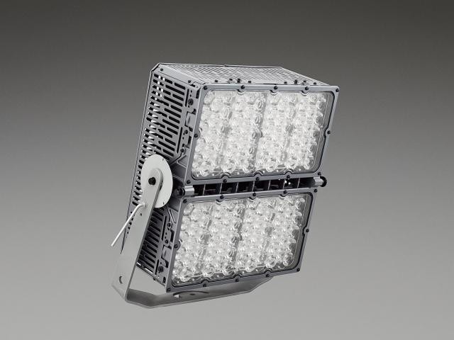 4K・8K放送対応 スタジアムビームLED投光器を発売~Ra:90かつ、R9:80の光で高品質な映像表現をサポート