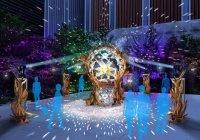 体験型インスタレーションアートイベント「NIHONBASHI-星降ル森」イメージ(1)