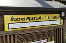 「光の箱」(NINJA'S MISSION with LinkRay)