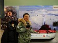 日本人で初めて「南極点無補給単独徒歩到達」に成功した北極冒険家・荻田泰永氏(2)