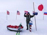 日本人で初めて「南極点無補給単独徒歩到達」に成功した北極冒険家・荻田泰永氏(3)