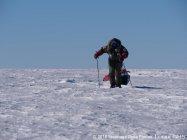日本人で初めて「南極点無補給単独徒歩到達」に成功した北極冒険家・荻田泰永氏(5)