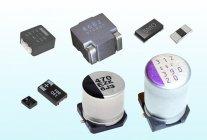 受動部品(導電性高分子コンデンサ、パワーチョークコイル、電流検出用抵抗器)