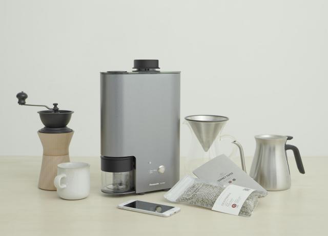 """パナソニックのコーヒー焙煎サービス事業「The Roast」が""""コーヒーAIランドジャパン""""プロジェクトを発足~福岡で第1弾イベントを実施"""