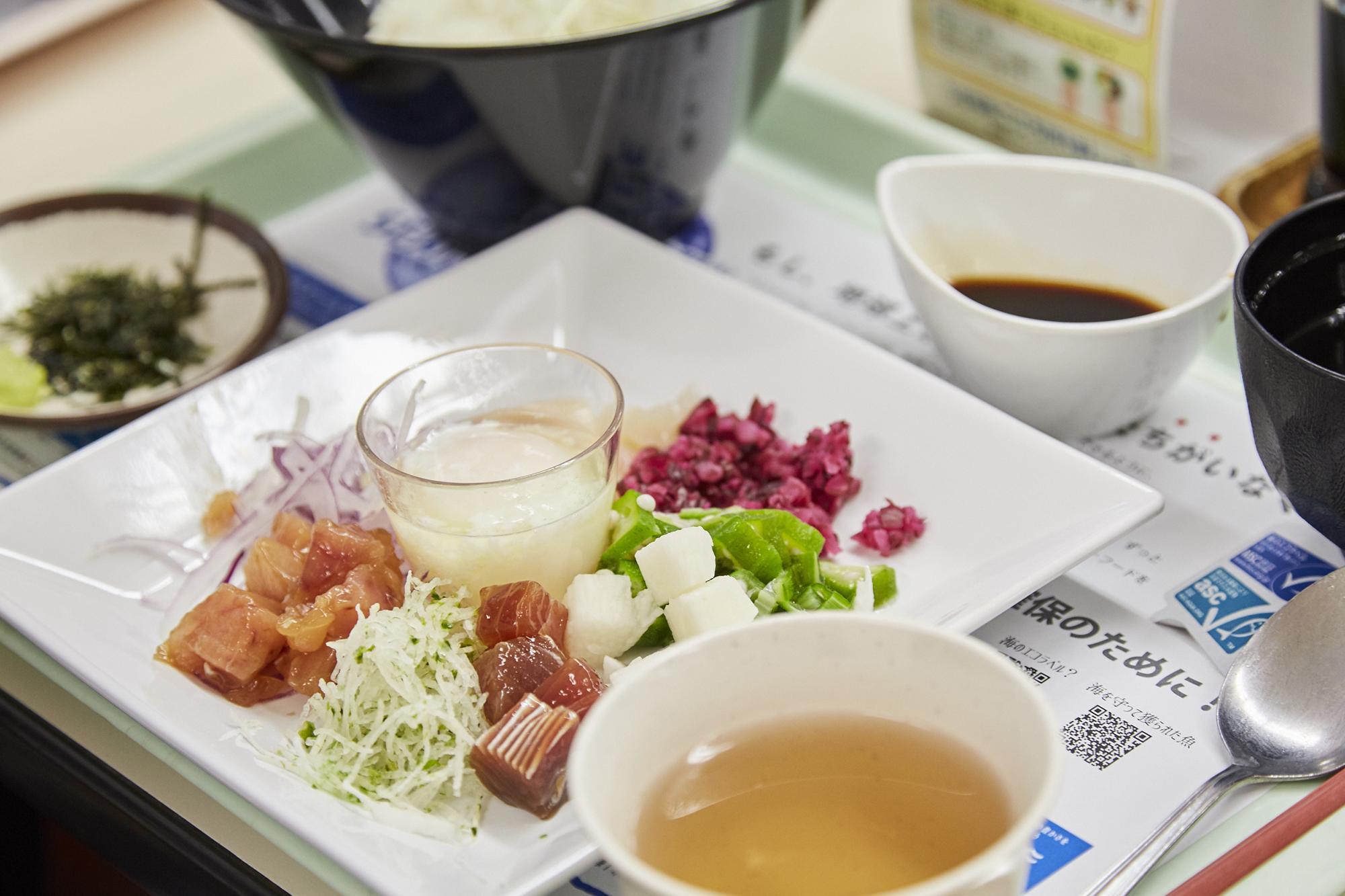 パナソニック本社食堂に「サステナブル・シーフード」を導入