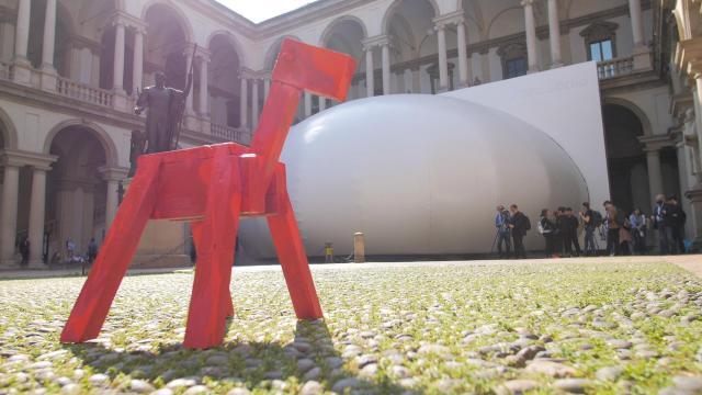ミラノサローネにてパナソニックの「Air Inventions」が『Milano Design Award 2018 ベストテクノロジー賞』を受賞