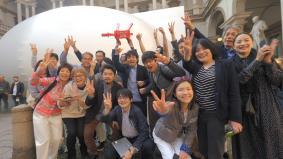 総合インスタレーション「Air Inventions」プロジェクトメンバー