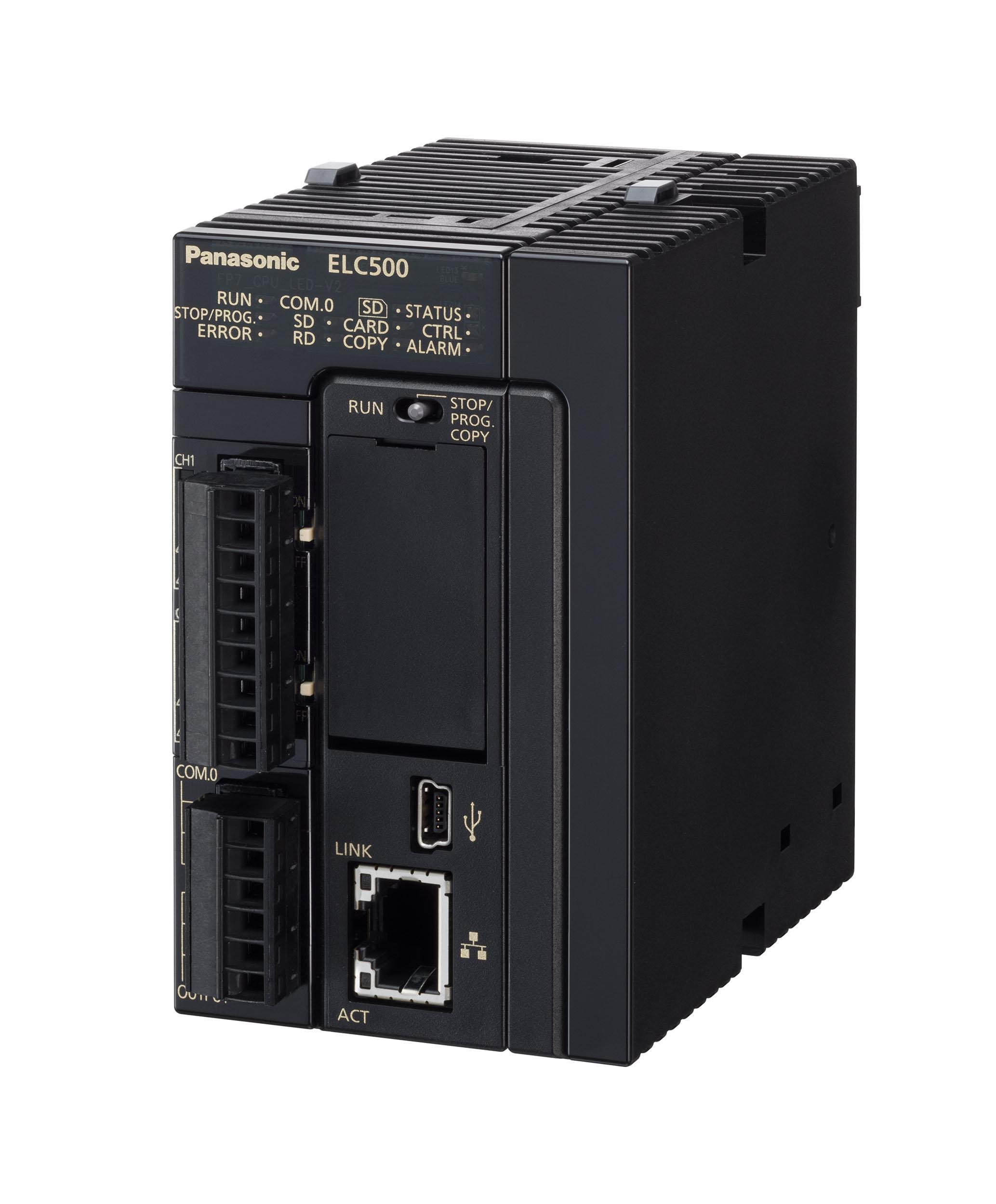 パナソニック「コントロールユニット ELC500」