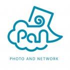 カメラシェアリングサービス「PaN」ロゴ
