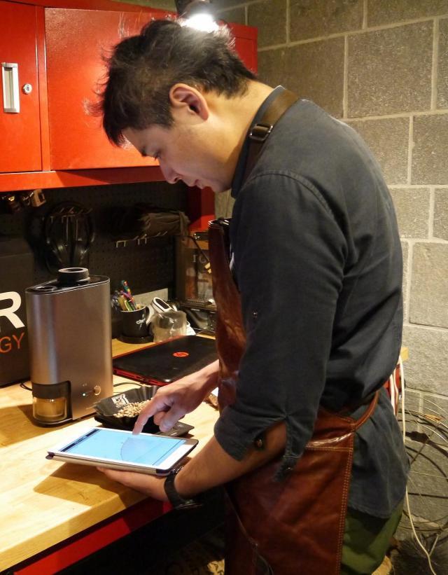 自分好みの焙煎ができる「The Roast Expertサービス」(ベータ版)が体験できる~スペシャルティコーヒーイベント「SCAJ2018」に出展