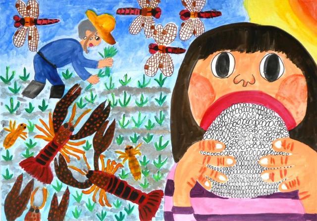 「大切な自然・生きもの」をテーマにした「第13回環境絵画コンクール」の優秀作品が決定【パナソニック エコシステムズ】