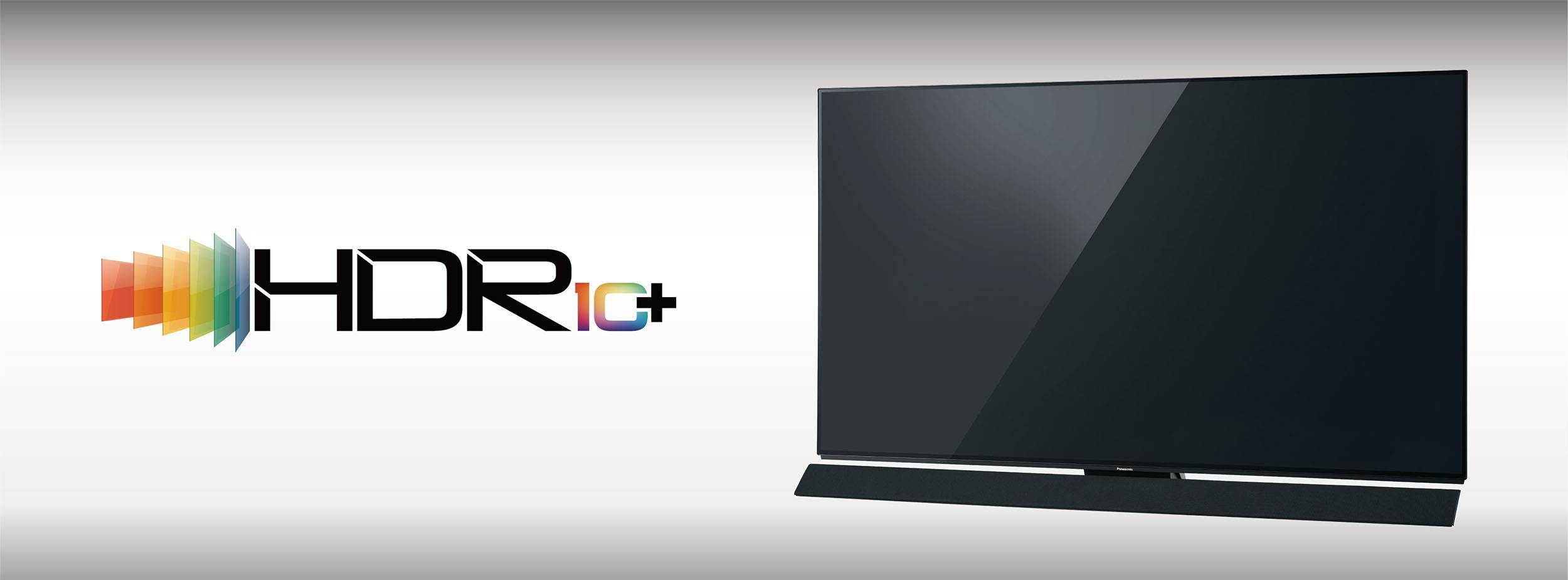 4Kテレビ「ビエラ」がHDRの新規格「HDR10+」に対応