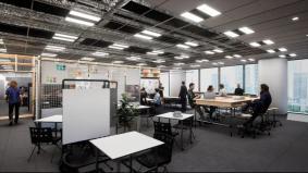 Launch HUB(6階 オフィスエリア)イメージ