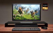 パナソニックが「ファイナルファンタジーXIV」推奨のシアターバー SC-HTB01を発売