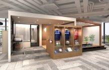 パナソニックセンター大阪 住空間展示「家族と仲間が集うコミュニケーションバスタイム」(イメージ)