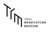 「TOKYO リノベーション ミュージアム」ロゴ