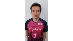 葭原滋男さん(パラリンピアン、走高跳・自転車競技)