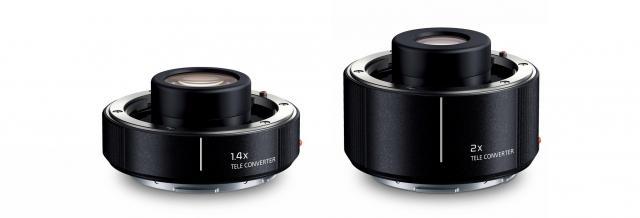 「Lマウントシステム規格」に準拠したレンズ専用のテレコンバーター「DMW-STC14/DMW-STC20」を発売