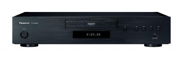 ブルーレイディスクプレーヤー「DP-UB9000(Japan Limited)」機能追加のお知らせ