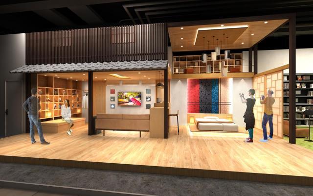 【パナソニックセンター大阪】民泊向けの住空間展示をリニューアル~民泊兼別荘を活用した二拠点生活でコミュニティをひろげる~