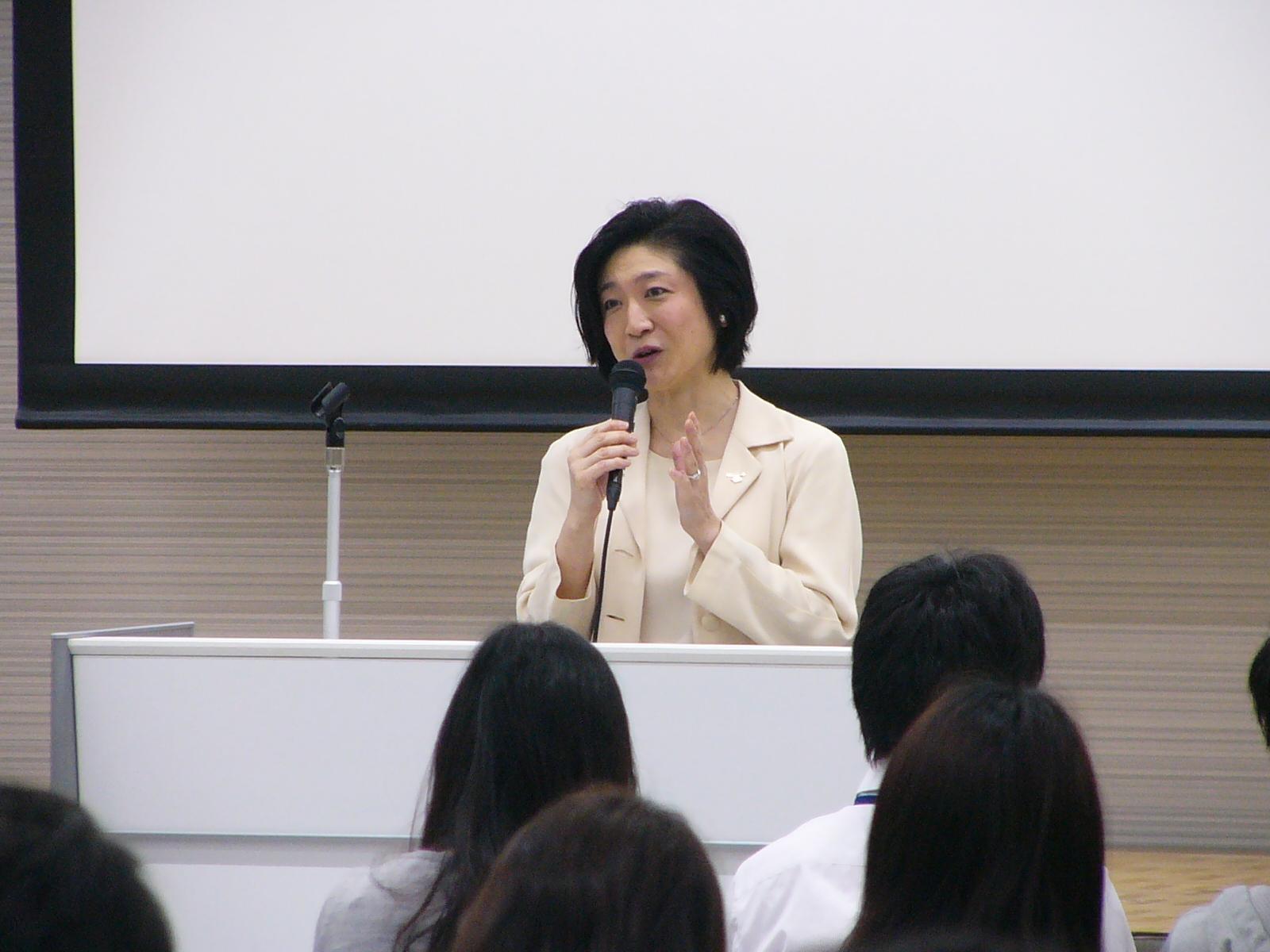 パナソニック株式会社 執行役員 小川理子
