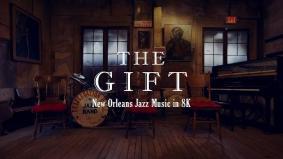 8K部門特別賞「The Gift」