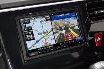 車載イメージ/「ストラーダ」CN-E320D