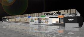 パナソニックブース外観イメージ