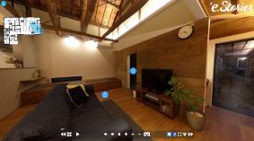 リフォーム事例集「e.Stories」VRコンテンツ