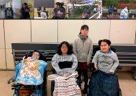 【中学生部門】筑波大学附属桐が丘特別支援学校「当たり前 じゃない世界」