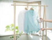衣類スチーマー NI-FS760-C(朝シワとり)