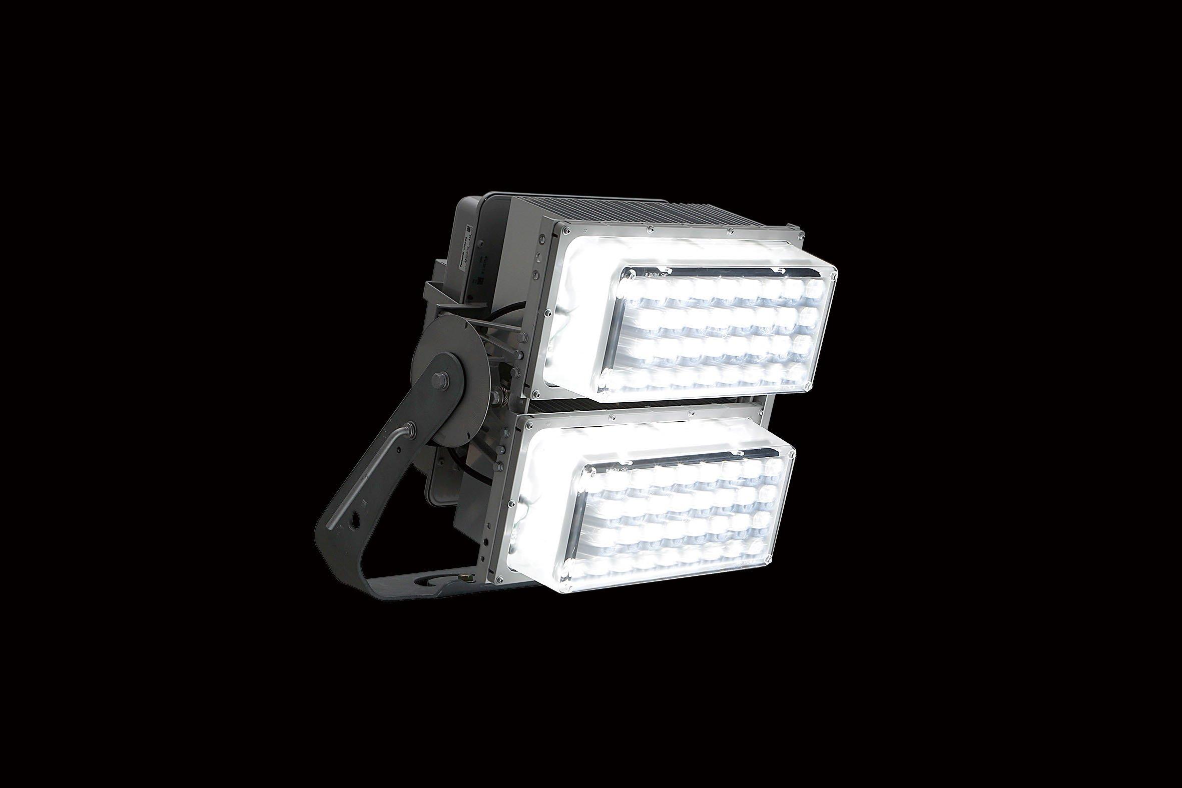 光害対策を施したLED投光器「アウルビーム」